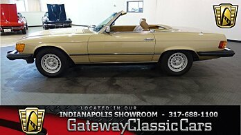 1982 Mercedes-Benz 380SL for sale 100964603